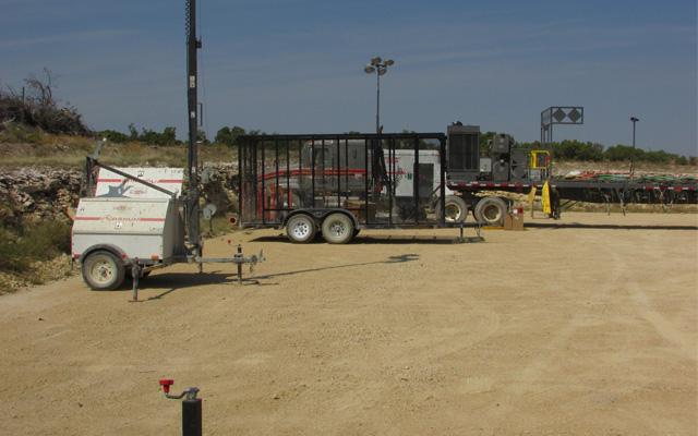 surface equipment rental