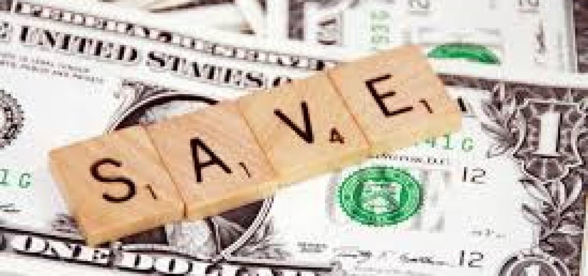 Saving money is great!