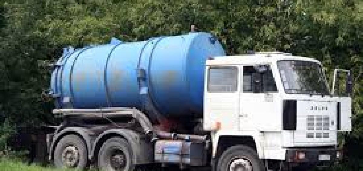 We offer water haulers & septic pump trucks, too!